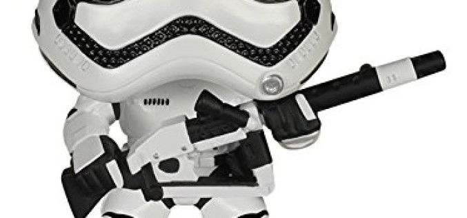 Amazon Exclusive Funko Star Wars Heavy Artillery First Order Stormtrooper Pop! Vinyl Figure In Stock