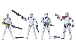 Amazon Exclusive Hasbro Star Wars The Black Series 6″ Stormtrooper 4 Pack Now $56.24