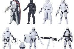 Amazon Exclusive Hasbro Star Wars The Force Awakens 3.75-Inch Figure Troop Builder 7-Pack