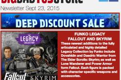 BBTS News: Fallout, Skyrim, Star Wars, Transformers, LDD, My Little Pony, Mortal Kombat & More