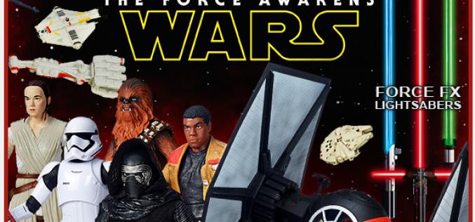 BigBadToyStore Update – Force Friday! Star Wars Episode VII, Bandai Japan, God Of War, Godzilla, Lady Death & More