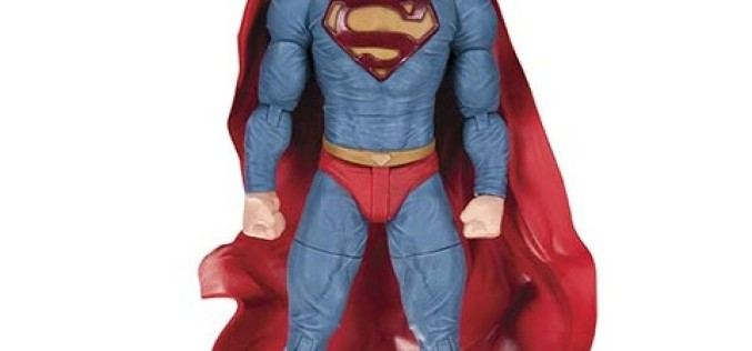 DC Collectibles Group Solicitations For March 2016 – April 2016