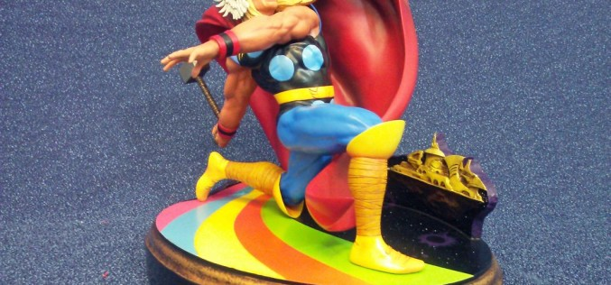 Diamond Select Toys Announces Thor Resin Statue