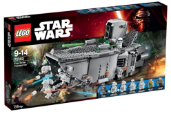 (Update) LEGO Reveals Star Wars: The Force Awakens Sets – First Order Stormtrooper & More