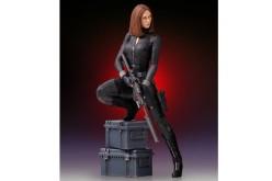 Gentle Giant Black Widow Collectors Gallery 9″ Statue
