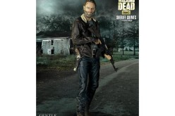 Gentle Giant The Walking Dead Rick Grimes 1/4″ Scale Statue