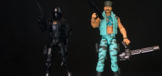 G.I. Joe 50th Anniversary Gung-Ho Vs. Cobra Shadow Guard 2-Pack Review