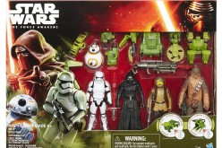 Hasbro Star Wars The Force Awakens Forest Mission 5 Pack