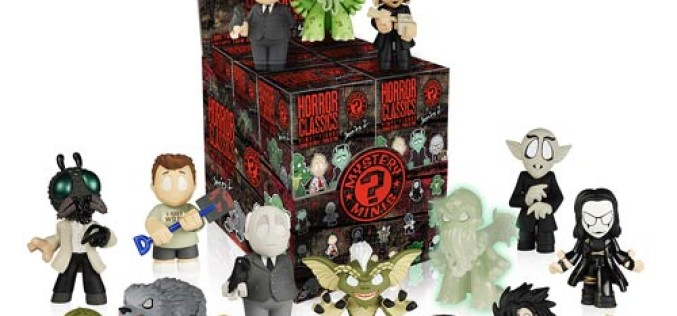 Funko Announces New Horror Mystery Minis Series 2 & Pre-Order