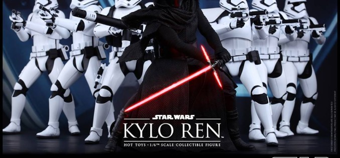 Hot Toys The Force Awakens Figures & Details