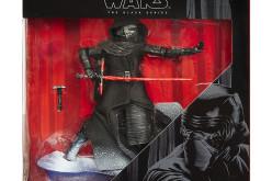K-Mart Exclusive Hasbro Star Wars The Black Series 6″ Kylo Ren Action Figure