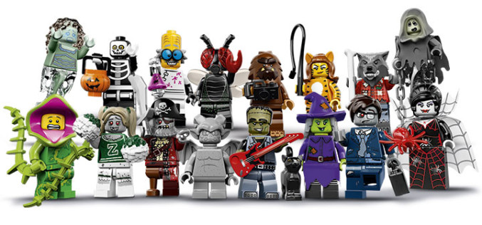 LEGO Mini-Figures Series 14 Now In Stock At Entertainment Earth