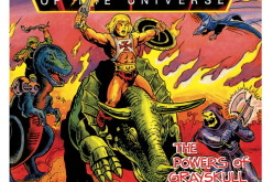 He-Man And The Masters Of The Universe Minicomic Preview
