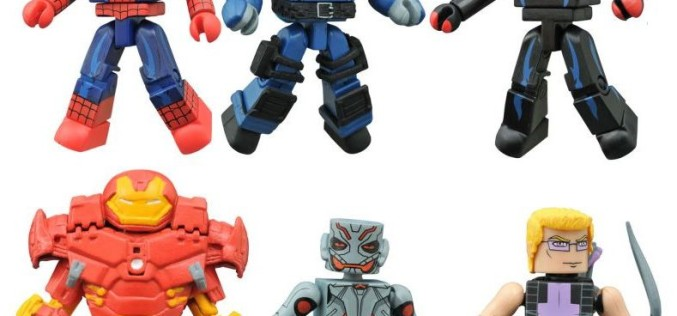 Marvel Celebrates Super Hero Spectacular With Exclusive Toys & More