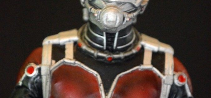 Marvel Select Marvel Shop Exclusive Ant-Man Review