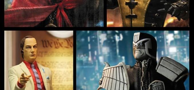 Mezco Announces New York Comic Con 2015 Exclusives Pre-Order Dates