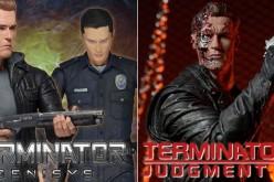 NECA Shipping Update – Terminator 2 Ultimate T-800 & Terminator Genisys Action Figures