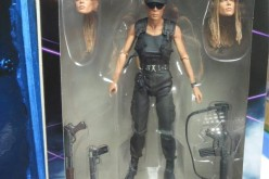 NECA Terminator 2 Ultimate Sarah Connor Blister Packaging Preview
