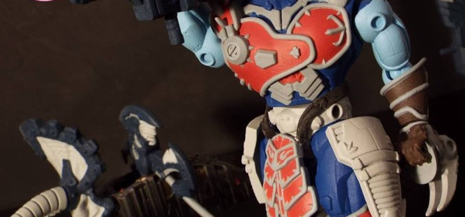 Play With This Too Lost Protectors Boneyard Figure & New Kickstarter Update