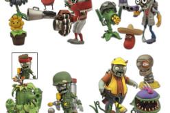 Diamond Select Toys On Sale This Week: Hack/Slash, Slimer & PvZ: Garden Warfare