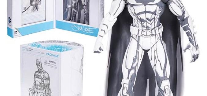 Entertainment Earth Update – SDCC 2015 Exclusive Batman Black & White By Jim Lee Action Figure