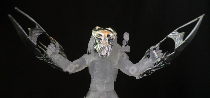 Convention Exclusive NECA Ambush Predator Review