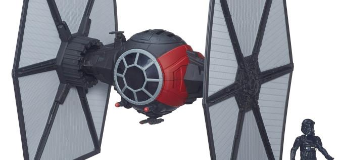 GameStop Discounts Hasbro's Star Wars: The Force Awakens 3.75″ TIE Fighter
