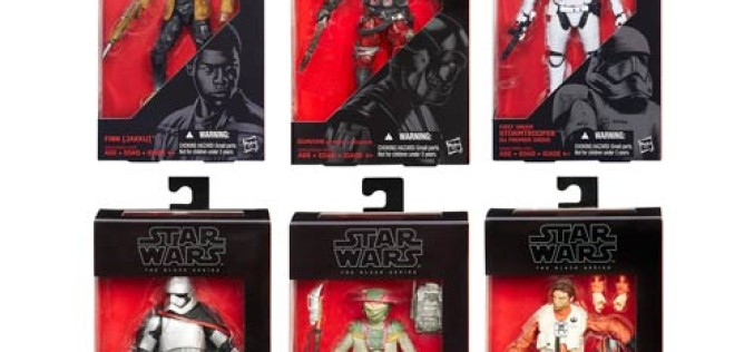 Hasbro Star Wars The Black Series 6″ Wave 2 In Stock At Amazon