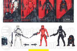 Entertainment Earth Exclusive Imperial Forces 4 Pack & Desert Assault Walker Listed On Amazon