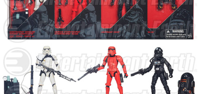 Entertainment Earth Exclusive The Black Series Imperial Forces Box Set Now 54% Off
