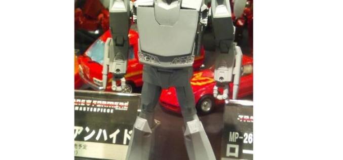 Takara Transformers Masterpiece Hot Rod 2.0 Figure