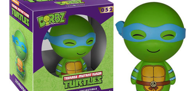 Funko Teenage Mutant Ninja Turtles Dorbz Vinyl Figures Announced