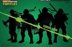 Teenage Mutant Ninja Turtles Sixth Scale Figures Announced By DreamEX