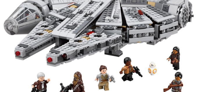 LEGO Star Wars The Force Awakens Sets & More Sale Continues Through November 18th At Entertainment Earth