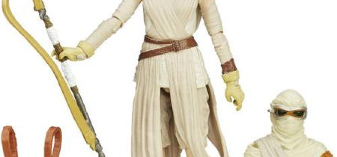 Wal-Mart Exclusive Hasbro Star Wars The Black Series 3.75″ Figure New Listings
