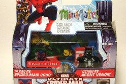 Walgreens Exclusive Marvel Animated Minimates Shipping This Week