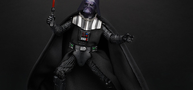 Walgreens Exclusive Star Wars The Black Series 6″ Darth Vader Figure Listed On Amazon