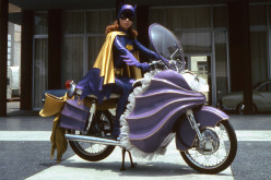 Wishlist Wesnesday – Mattel Batman 1966 Batgirl Motorcycle Vehicle