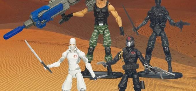 Hasbro G.I. Joe Box Sets Are Up To 65% Off Today At Entertainment Earth