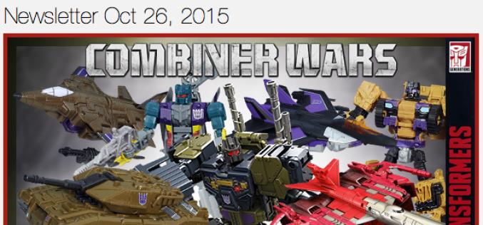 BBTS News: Transformers, DC, Star Wars, Muppets, BTTF, Aliens, The Walking Dead & More