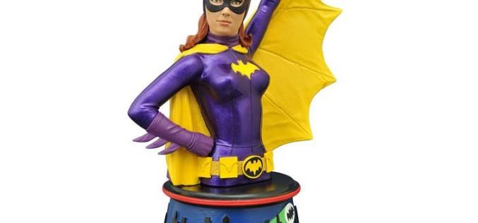 Batman Classic 1966 TV Bust – Batgirl