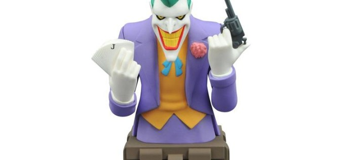 Batman The Animated Series Bust – The Joker
