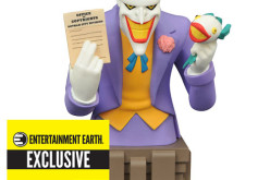 Batman: The Animated Series Laughing Fish Joker Bust – Entertainment Earth Exclusive Now $14