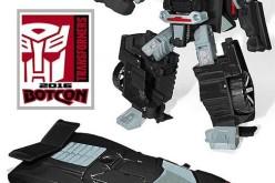 BotCon 2016 Exclusive Beast Wars 20th Anniversary Tripredacus Agent Ravage Figure Revealed