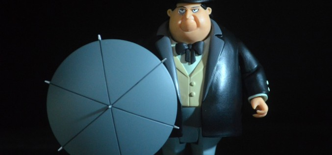 DC Collectibles Batman: The Animated Series The Penguin Review