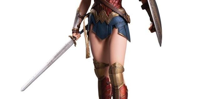 DC Collectibles Batman v Superman: Dawn Of Justice Wonder Woman Statue