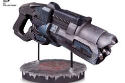 DC Collectibles Closer Look At Flash TV Series Captain Cold Gun Replica
