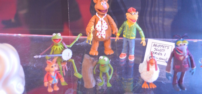 NYCC 2015 – Diamond Select Toys Muppets Minimates & Select