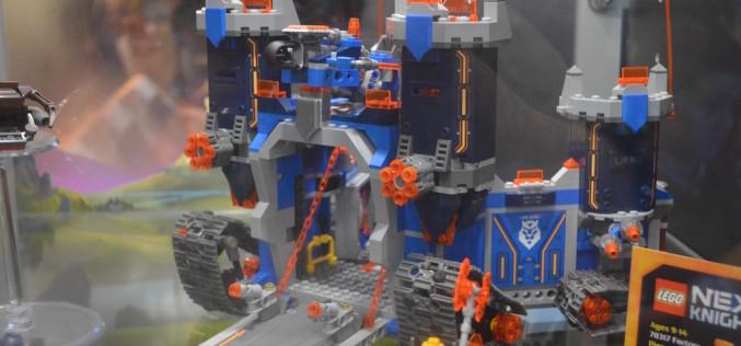 NYCC 2015 – LEGO Group Announces New Property – LEGO Nexo Knights