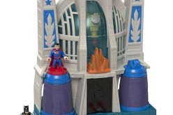 Fisher-Price Imaginext DC Super Friends Hall Of Justice In Stock At Amazon